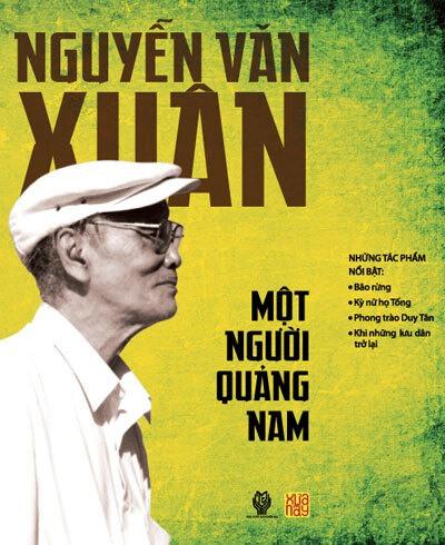 Một trong những tác phẩm của Nguyễn Văn Xuân.