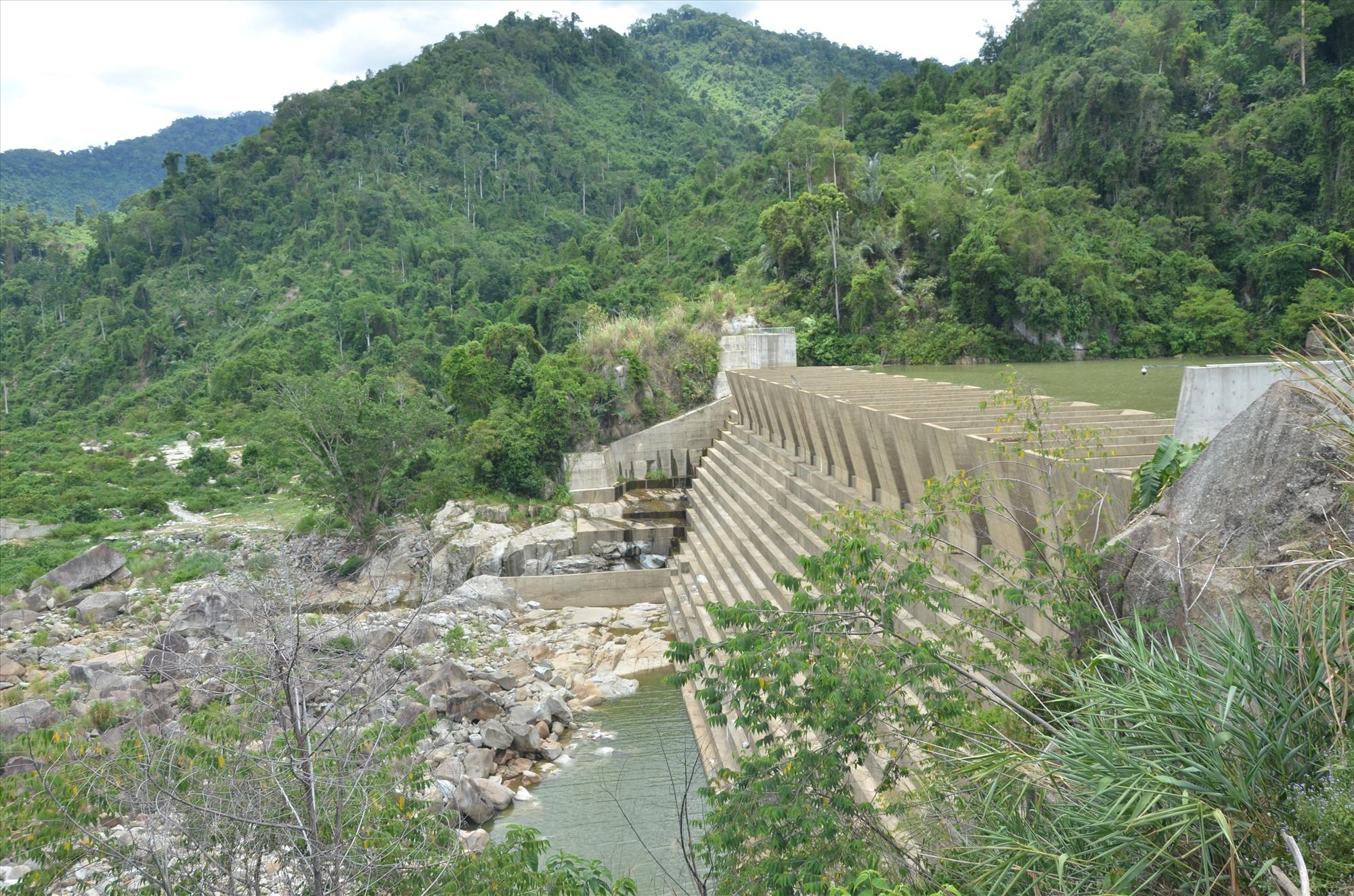 Năm 2020 nguồn thu từ hoạt động các nhà máy thủy điện tiếp tục giảm.