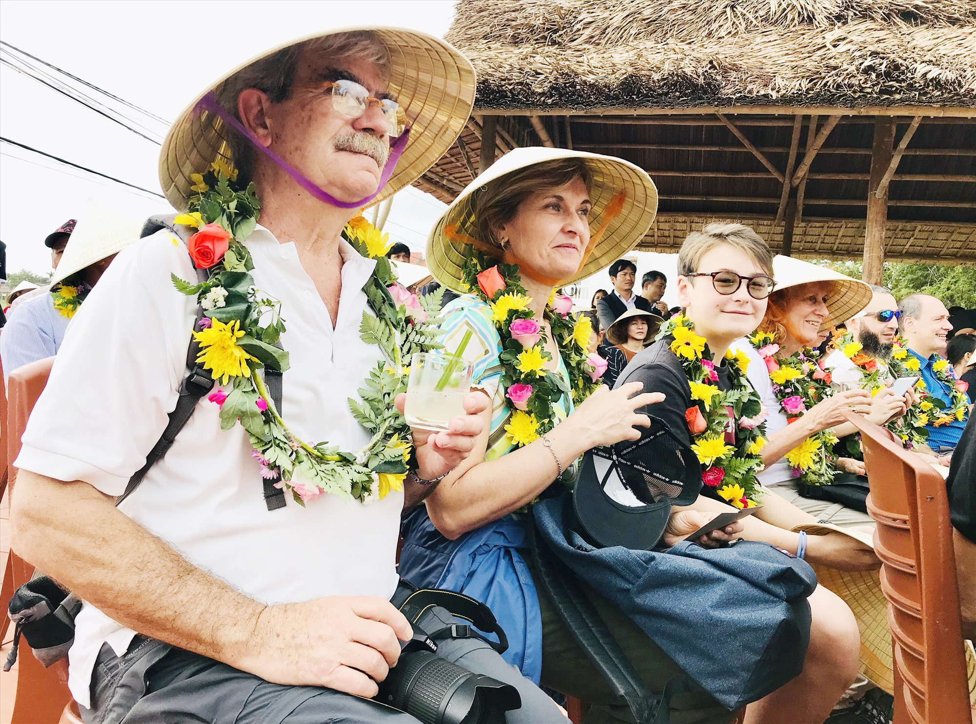 Ngành du lịch Quảng Nam sẽ đa dạng hóa trong việc xúc tiến quảng bá ở các thị trường quốc tế để giảm thiểu bị động từ dịch bệnh cũng như sự bão hòa dòng khách. Ảnh: Q.T