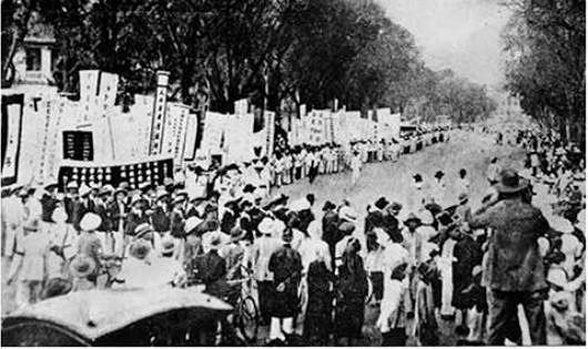 Đất Quảng với phong trào Duy tân đầu thế kỷ 20. Nguồn: Kỷ yếu Việt Nam học