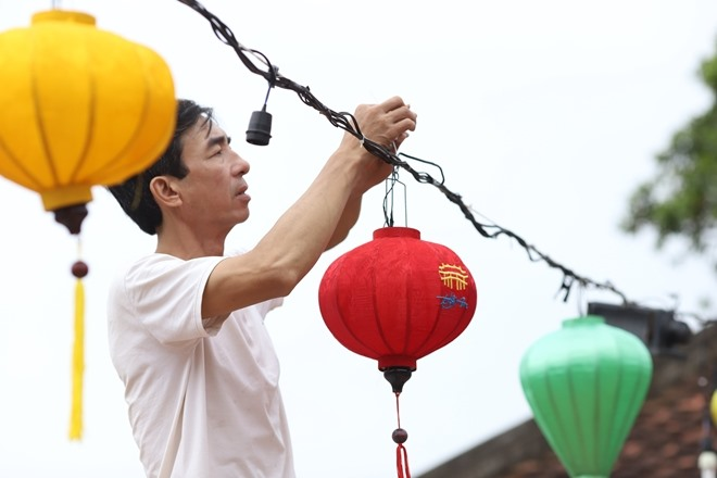 Hoi An ready for welcoming visitors again