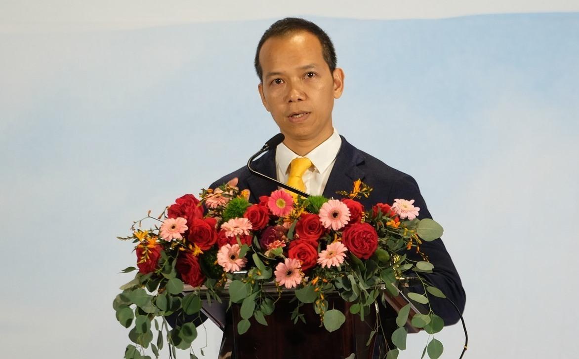 Ông Dương Phú Nam - Tổng Giám đốc Sunworld Holdings