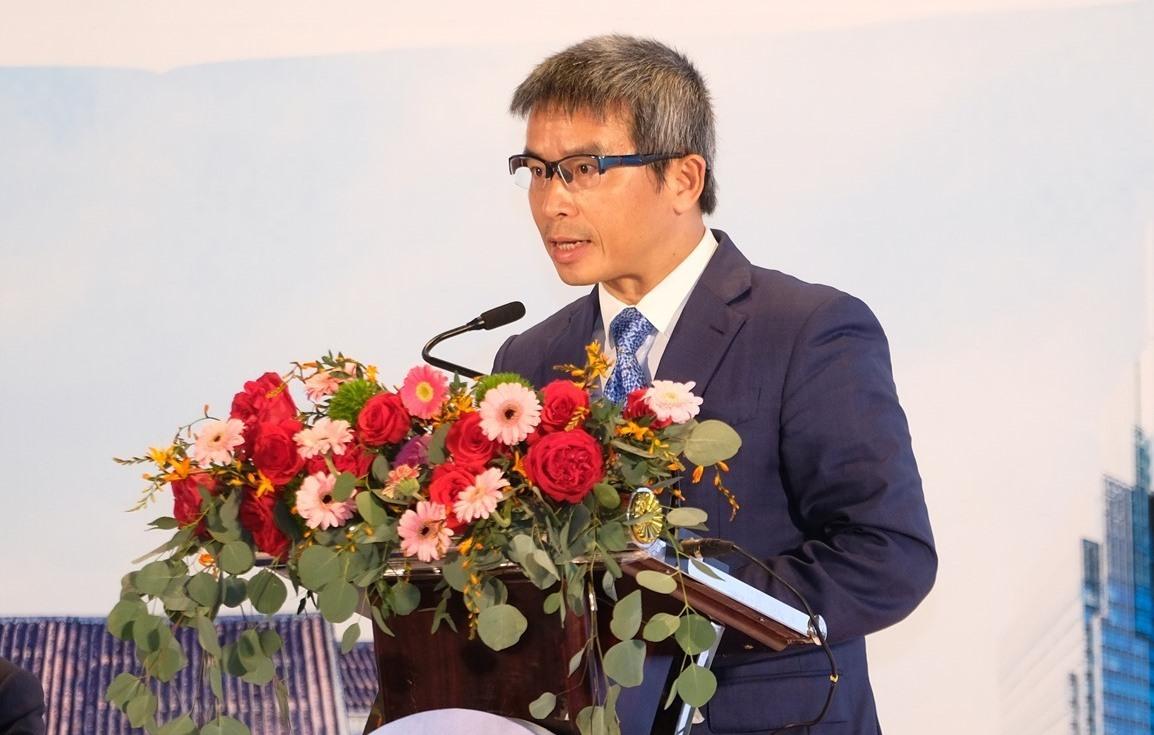 Ông Trần Trọng Kiên - Chủ tịch Tập đoàn Thiên Minh