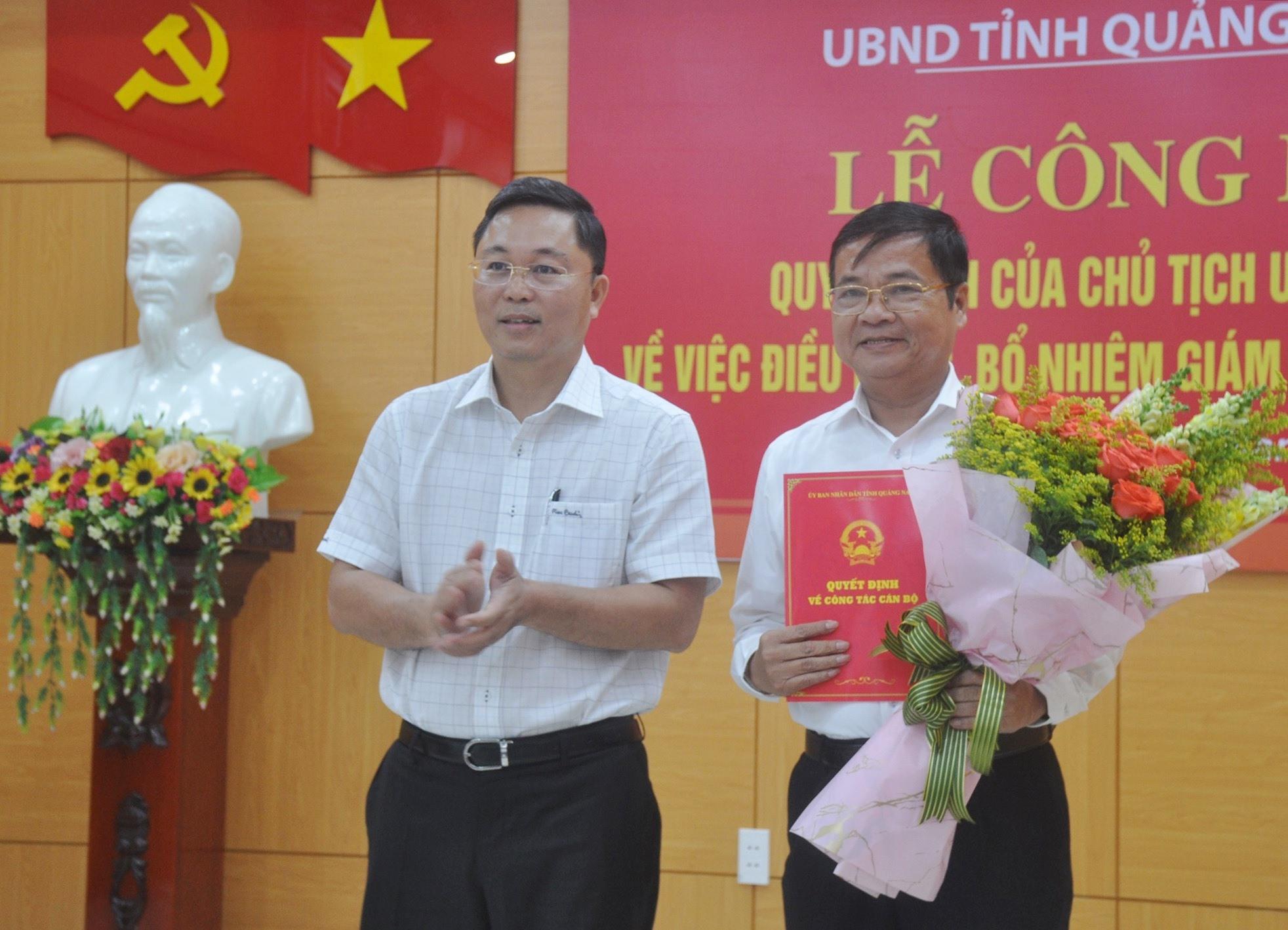 Quảng Nam điều động và bổ nhiệm 3 Giám đốc Sở - Ảnh 2.