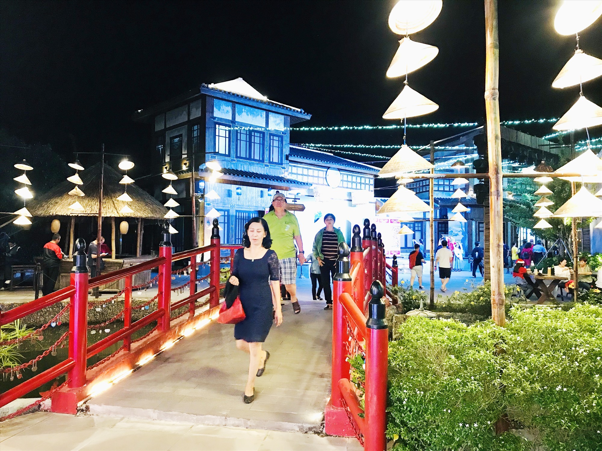 A tourist attraction in Quang Nam