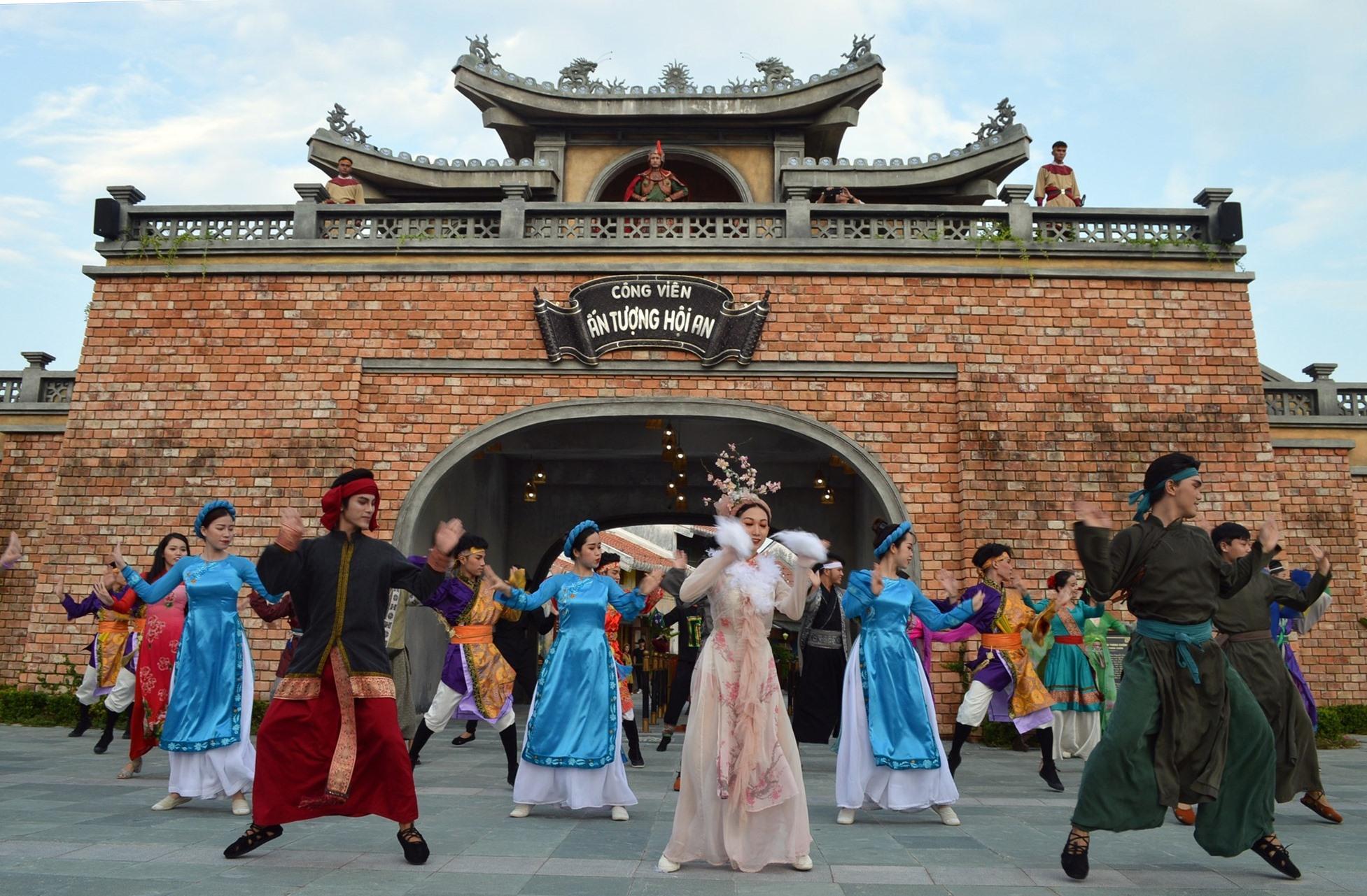 Các dự án du lịch đi vào hoạt động góp phần đa dạng điểm đến ở Quảng Nam
