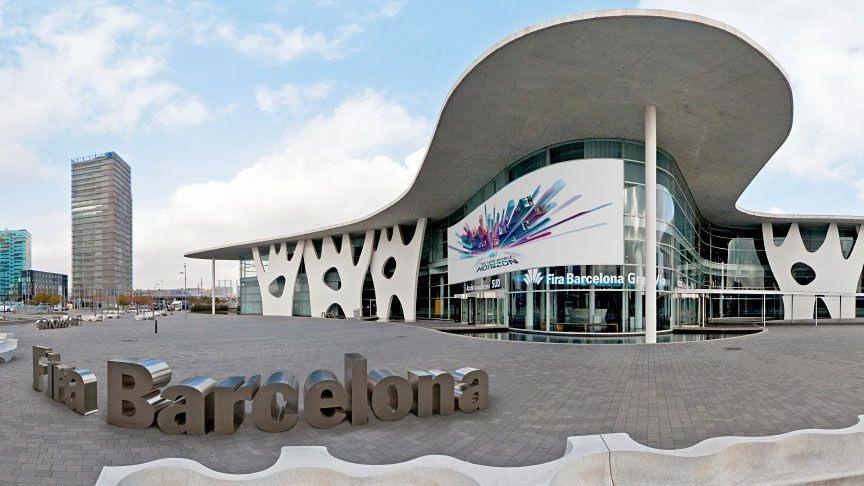 Fira Barcelona nơi dự kiến tổ chức MWC 2020 vắng lặng