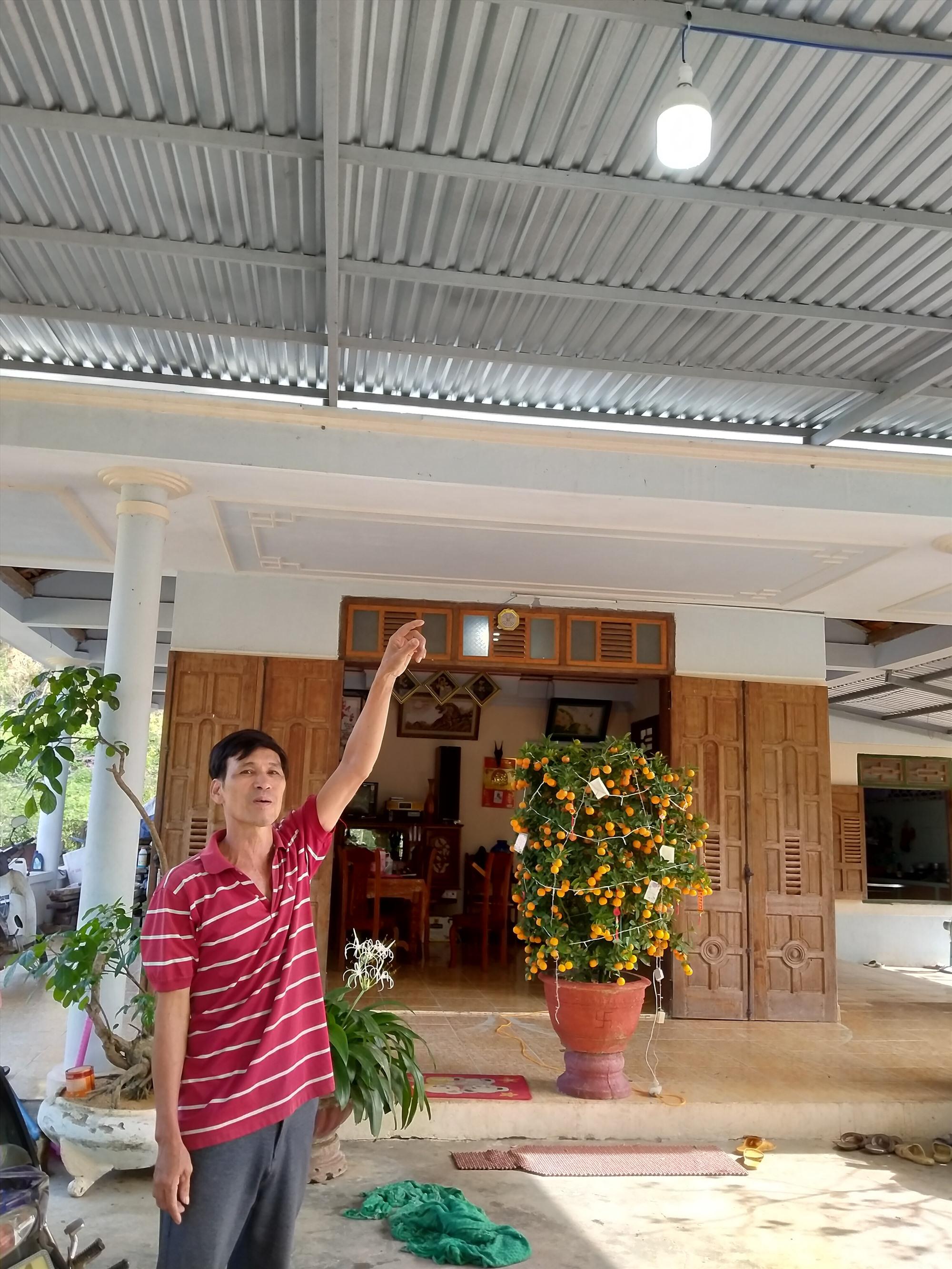 Dự án cấp điện tổ 11 (thôn 2, xã Trà Giang, Bắc Trà My): Dân vẫn chờ điện