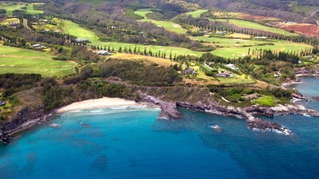 Đảo Hawaii (Mỹ) được biết đến là một trong những điểm đến tuần trăng mật lãng mạn nhất thế giới, một điểm hẹn rất lý tưởng cho những cặp tình nhân. Ảnh: shutterstock