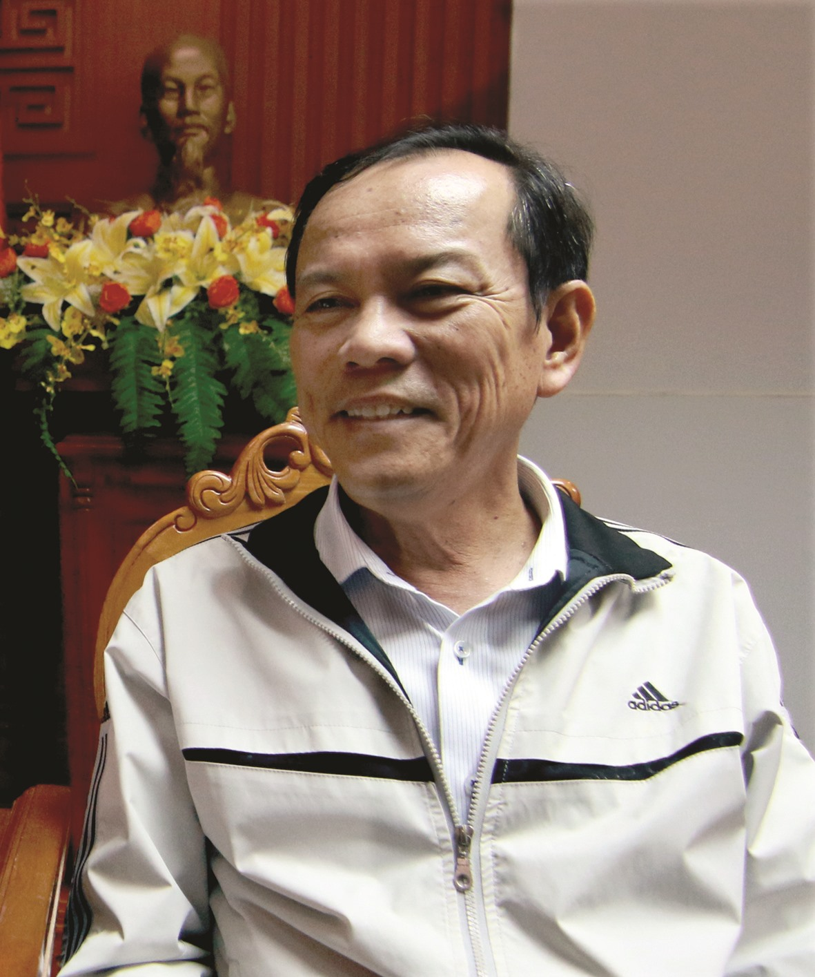 Ông Ngô Tấn - Phó Giám đốc Sở NN&PTNT.