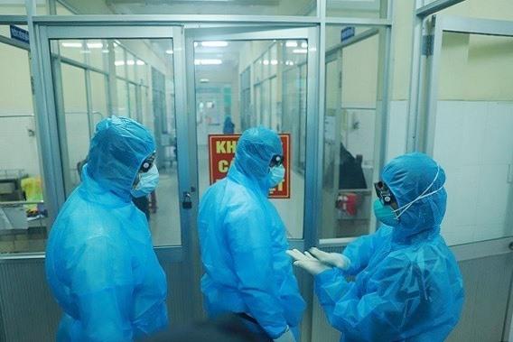 22 du khách đến từ Daegu -Hàn Quốc vẫn được cách ly tại Bệnh viện phổi Đà Nẵng