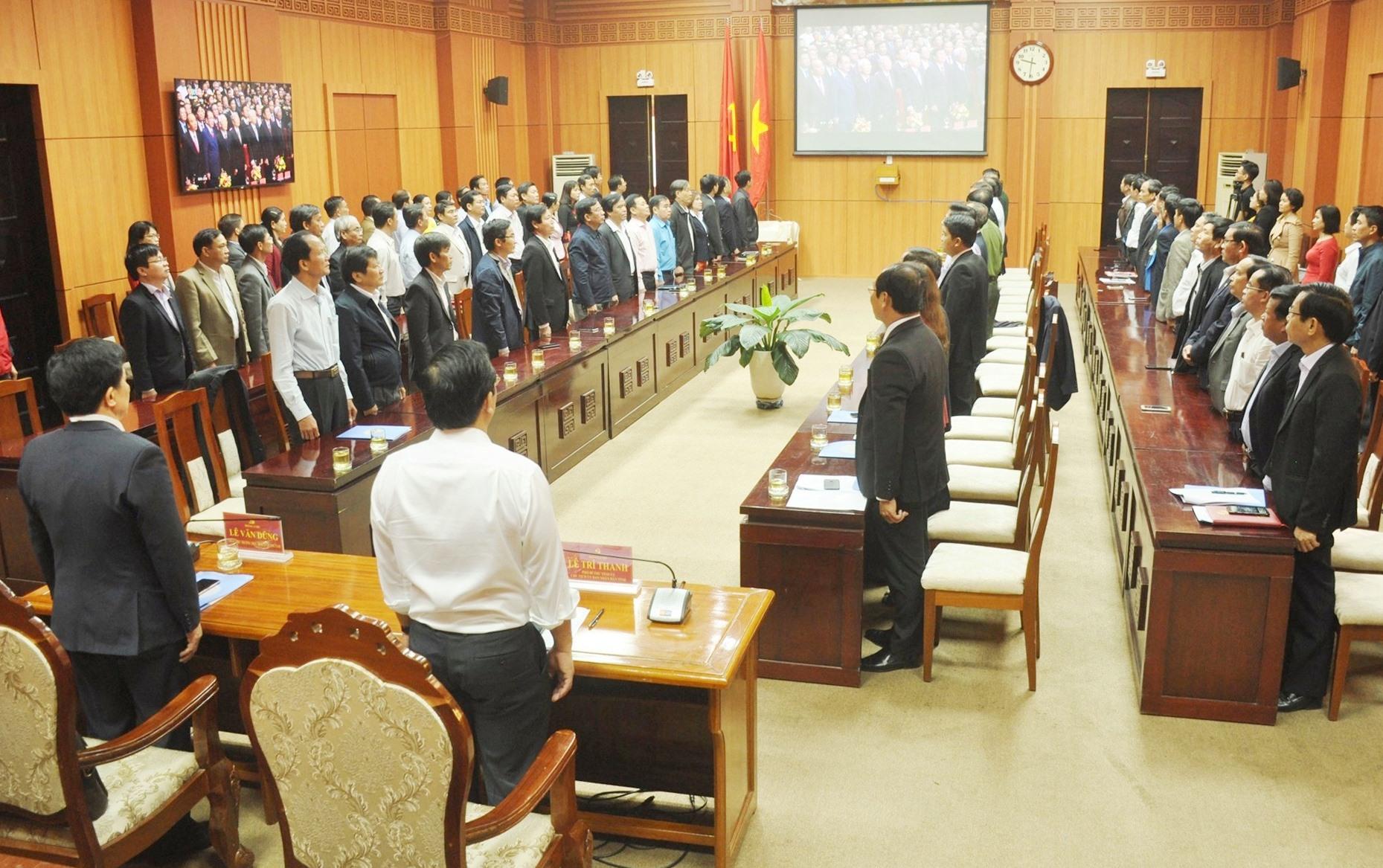 Tổ chức trọng thể Lễ kỷ niệm cấp quốc gia 90 năm thành lập Đảng