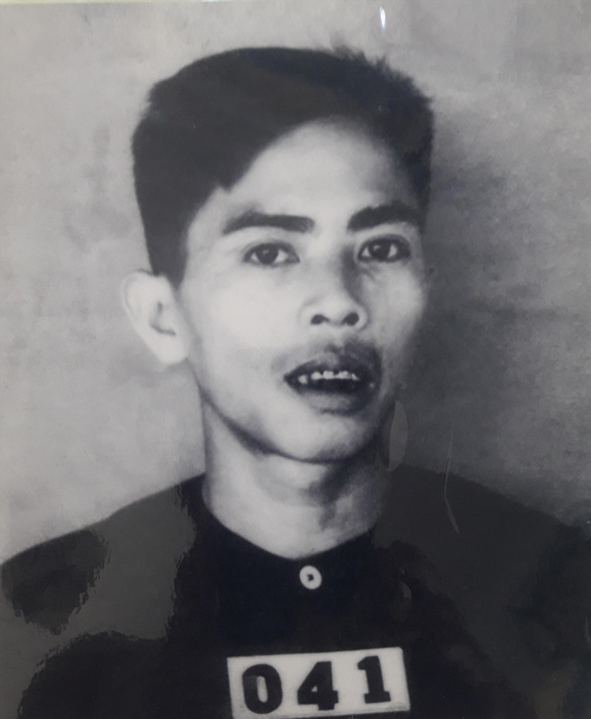 Anh hùng lực lượng vũ trang nhân dân Trần Ngự.