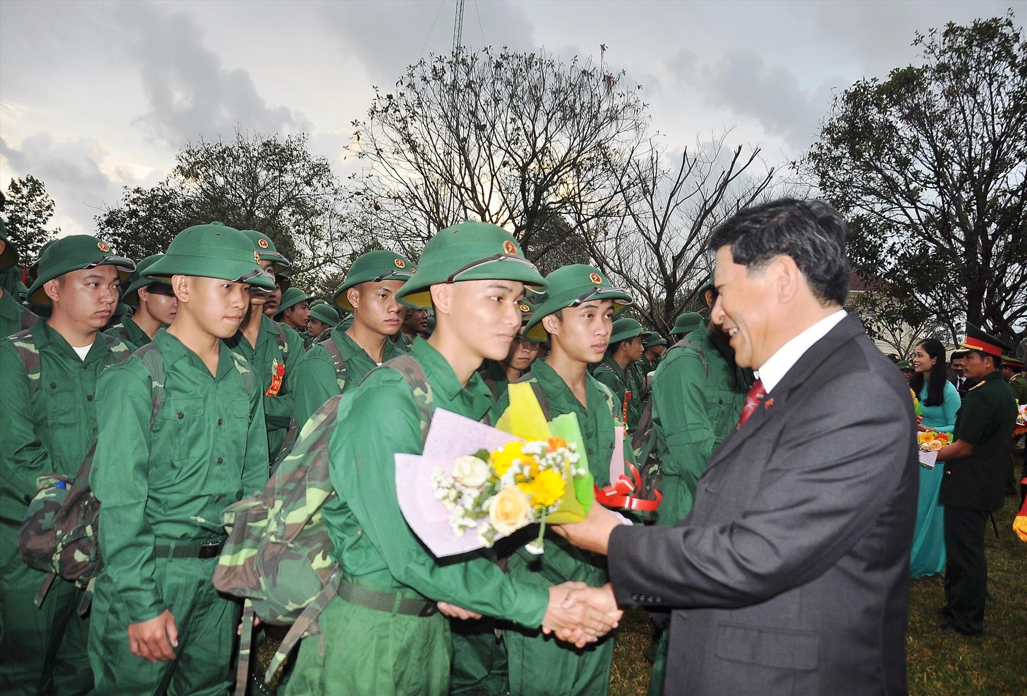 Phó Chủ tịch HĐND tỉnh Nguyễn Hoàng Minh