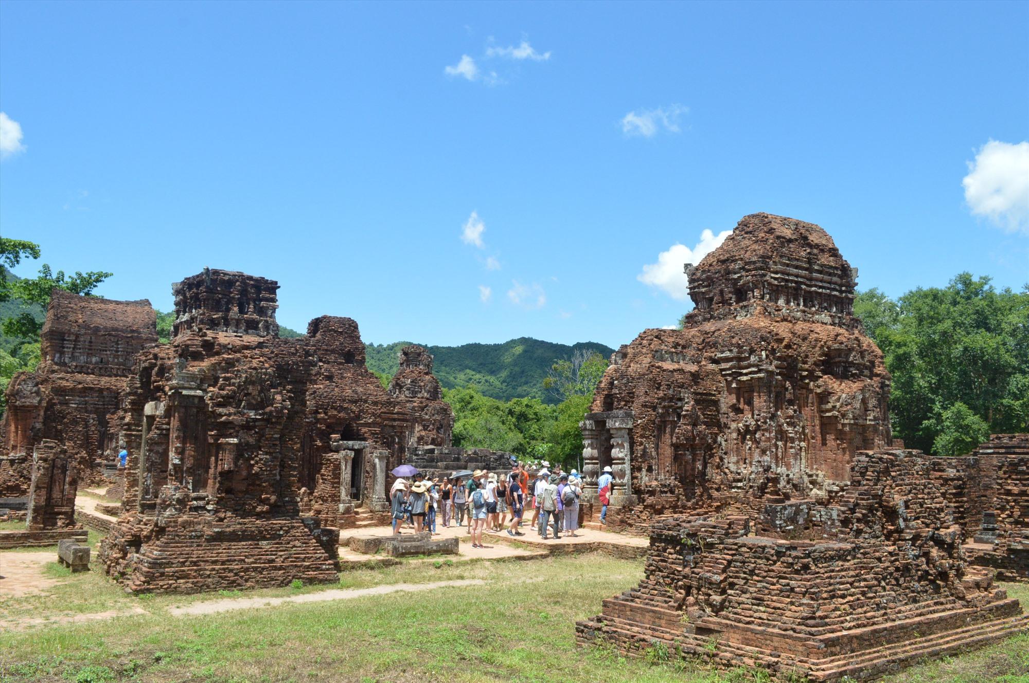 Khu đền tháp Mỹ Sơn đóng cừa khiến nhiều lao động nghỉ việc