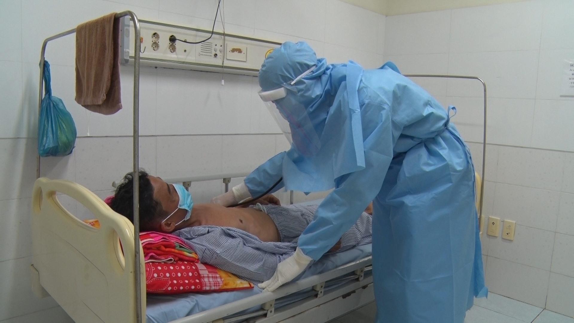 Ban chỉ đạo cấp tỉnh phòng, chống dịch bệnh Covid-19 đã có kế hoạch Đáp ứng với từng cấp độ dịch bệnh COVID-19 trong giai đoạn mới trên địa bàn tỉnh Quảng Nam. Ảnh: Đ. ĐẠO