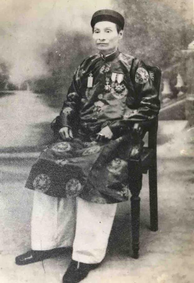 Tiến sĩ Phan Quang (1873-1939).