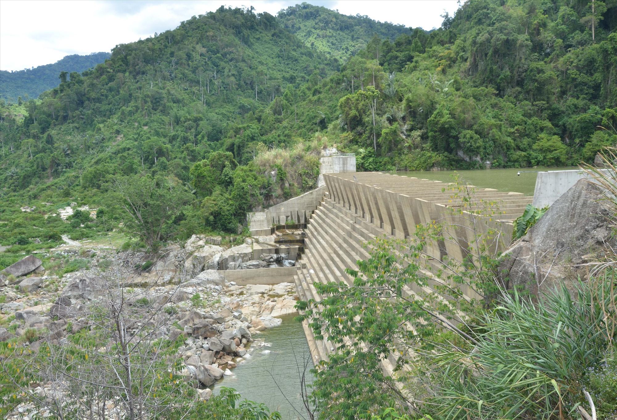 Lưu vực sông Vu Gia - Thu Bồn: Tìm phương án sử dụng hiệu quả nguồn nước