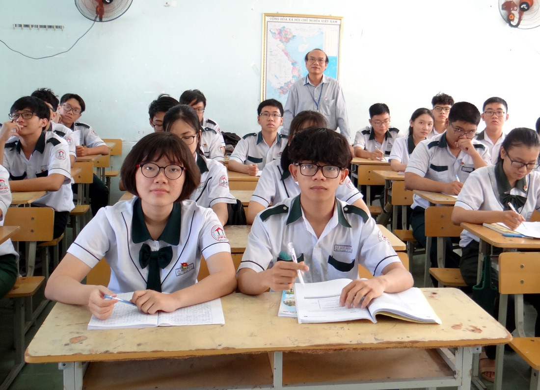 Dịch COVID-19 đã ảnh hưởng đến kế hoạch học tập của học sinh.
