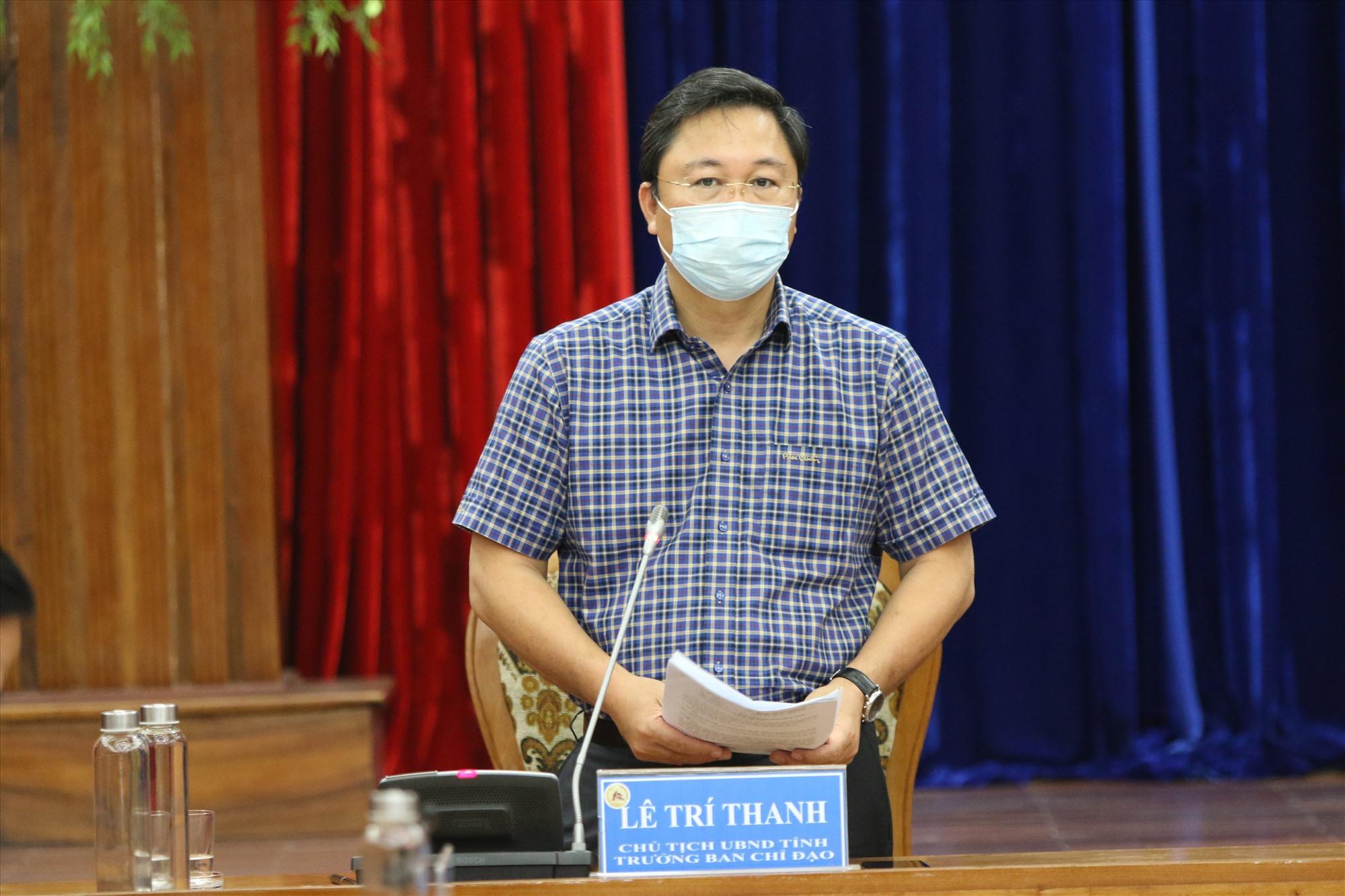 Các ban ngành, địa phương được chỉ đạo thực hiện nghiêm theo tinh thần Chỉ thị 16 của Thủ tướng Chính phủ.