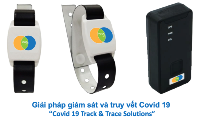 Thiết bị IoT trong giải pháp chuyên dụng quản lý, giám sát và truy vết đối tượng Covid-19.