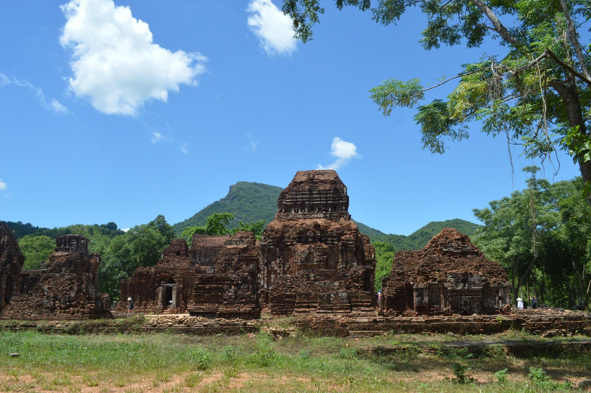 Khu đền tháp Mỹ Sơn sẽ mở cửa đón khách vào ngày 28.4