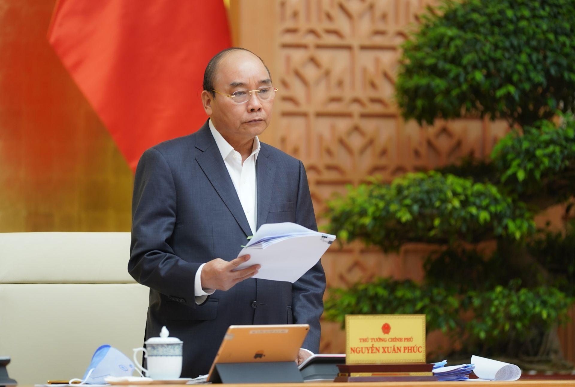Thủ tướng: Thực hiện nghiêm việc cách ly xã hội theo đúng yêu cầu của Chỉ thị số 16/CT-TTg.