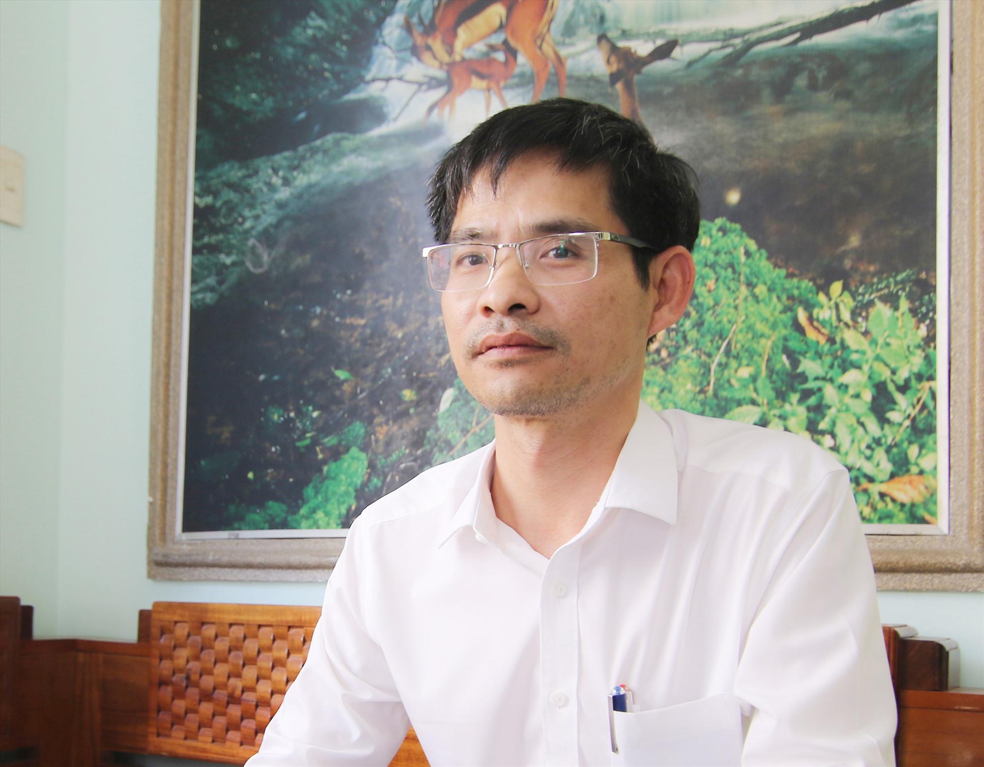 Ông Trương Xuân Tý.