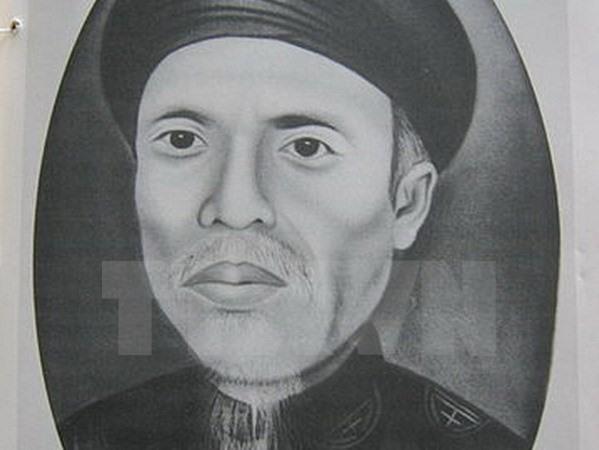 Hà Đình Nguyễn Thuật.