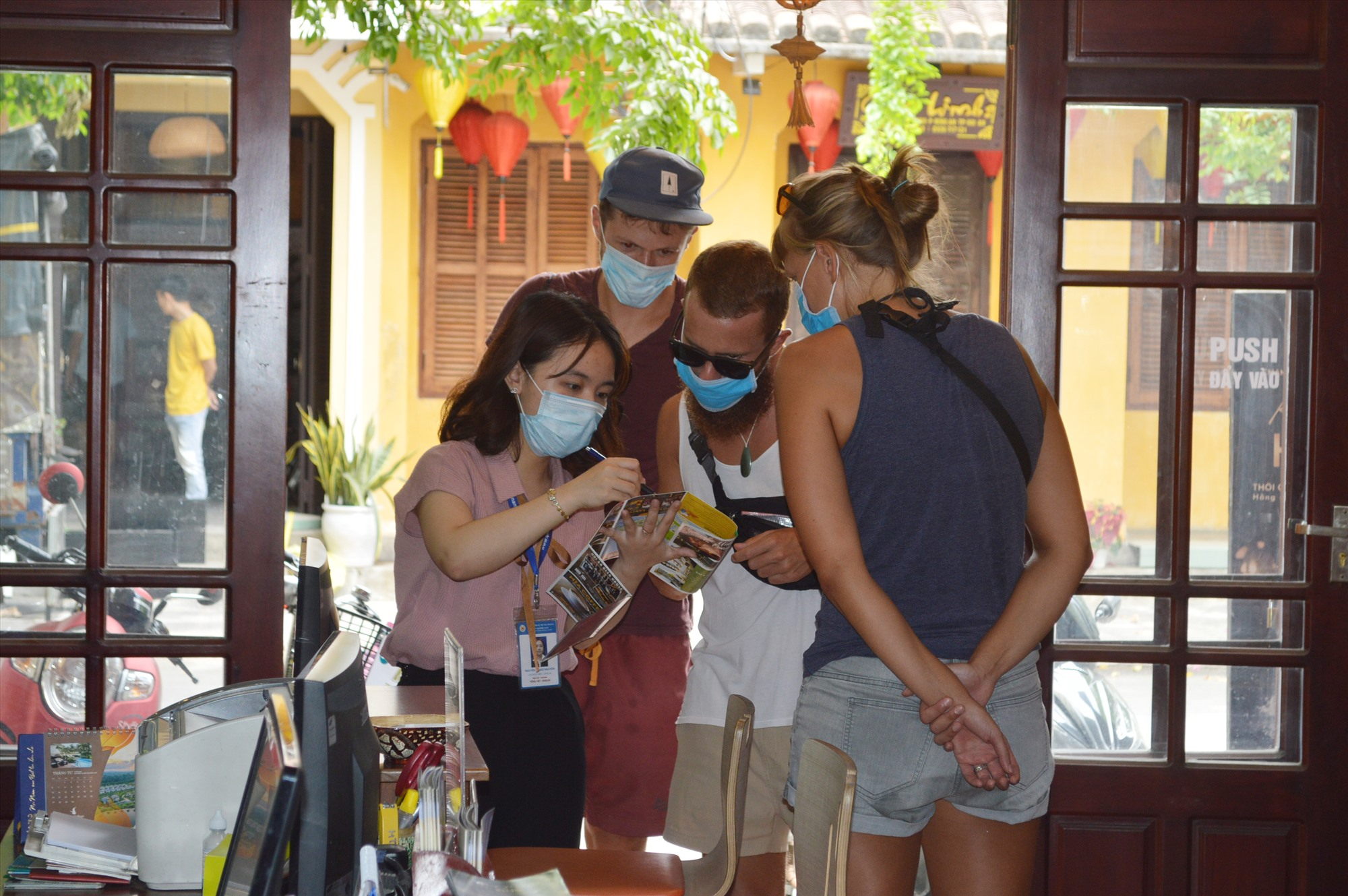 Quảng Nam sẽ là điểm đến an toàn mến khách sau đại dịch Covid-19. Ảnh:K.L