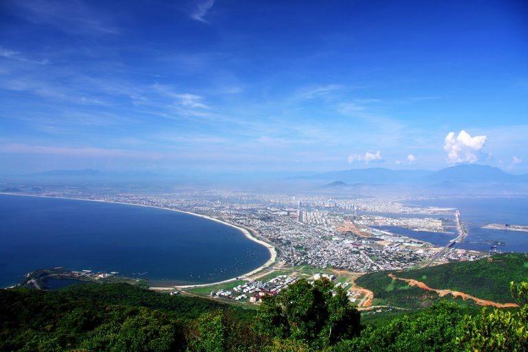 Đà Nẵng -điểm đến hấp dẫn của du khách quốc tế và người Việt Nam. Ảnh VS