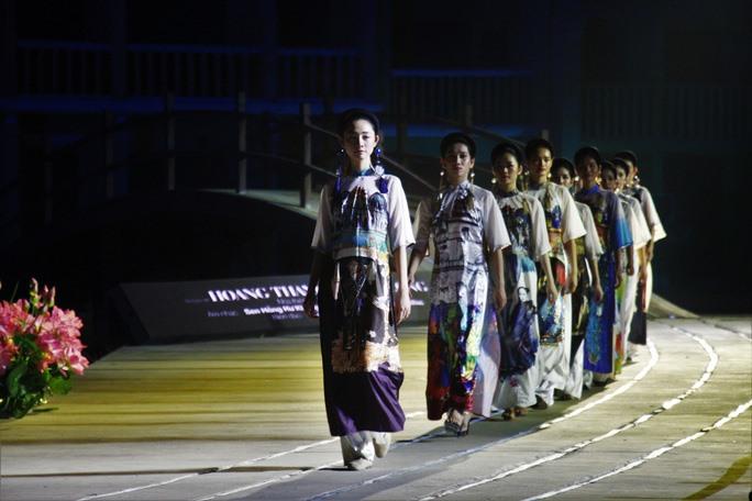 The scheme brings together 300 dancers and models. Photo:nld.com