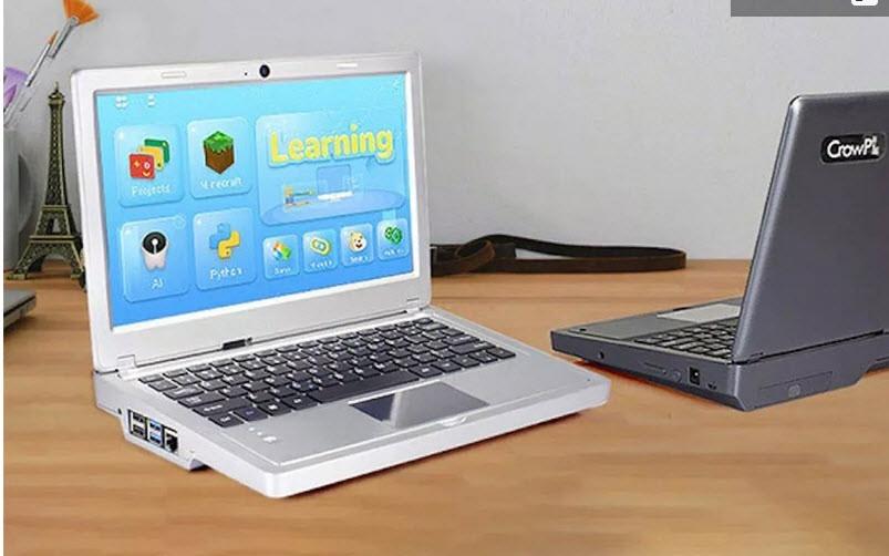 Laptop CrowPi2 đang được giới thiệu trên Kickstater