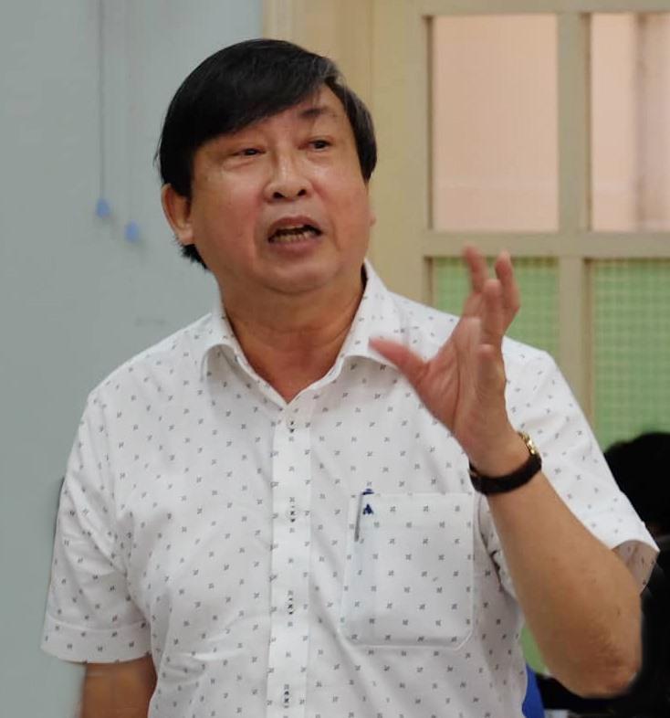 Ông Bùi Văn Tiếng.