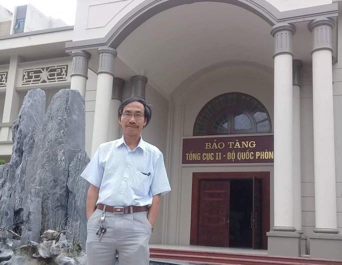 Anh Trịnh Ký Đức. Ảnh: V.H