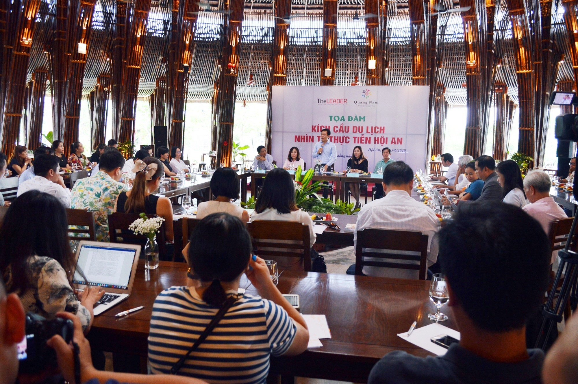 sự kiện thu hút khoảng 40 doanh nghiệp du lịch tham gia