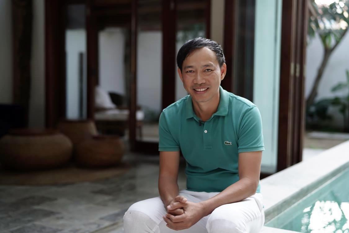 Ông Lê Ngọc Thuận - Chủ tịch Hội Đầu bếp Quảng Nam.