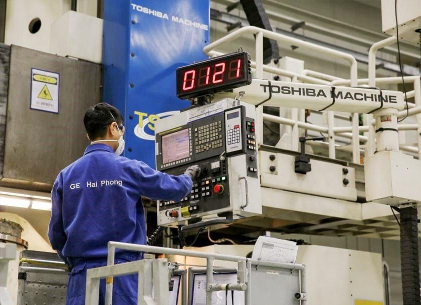 Một nhà máy sản xuất tai Việt Nam. Ảnh: Supplied