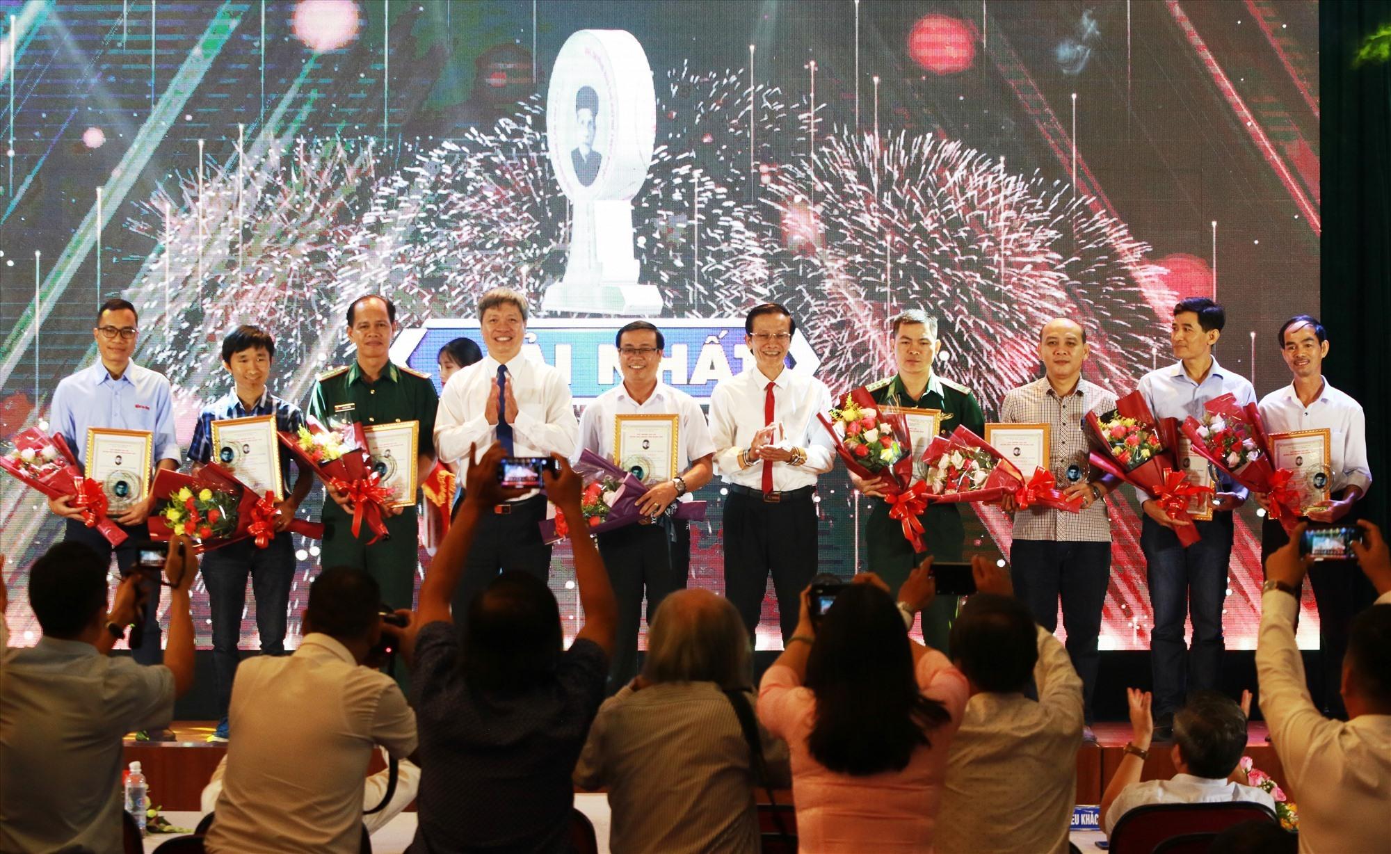 Đổi mới giải thưởng báo chí Huỳnh Thúc Kháng