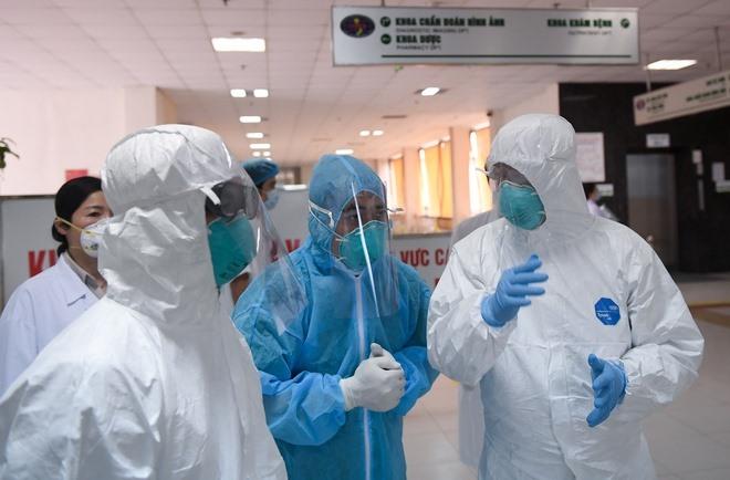 Việt Nam vừa ghi nhận thêm bệnh nhân nhiễm SARS-CoV-2. Ảnh: News.zing.vn