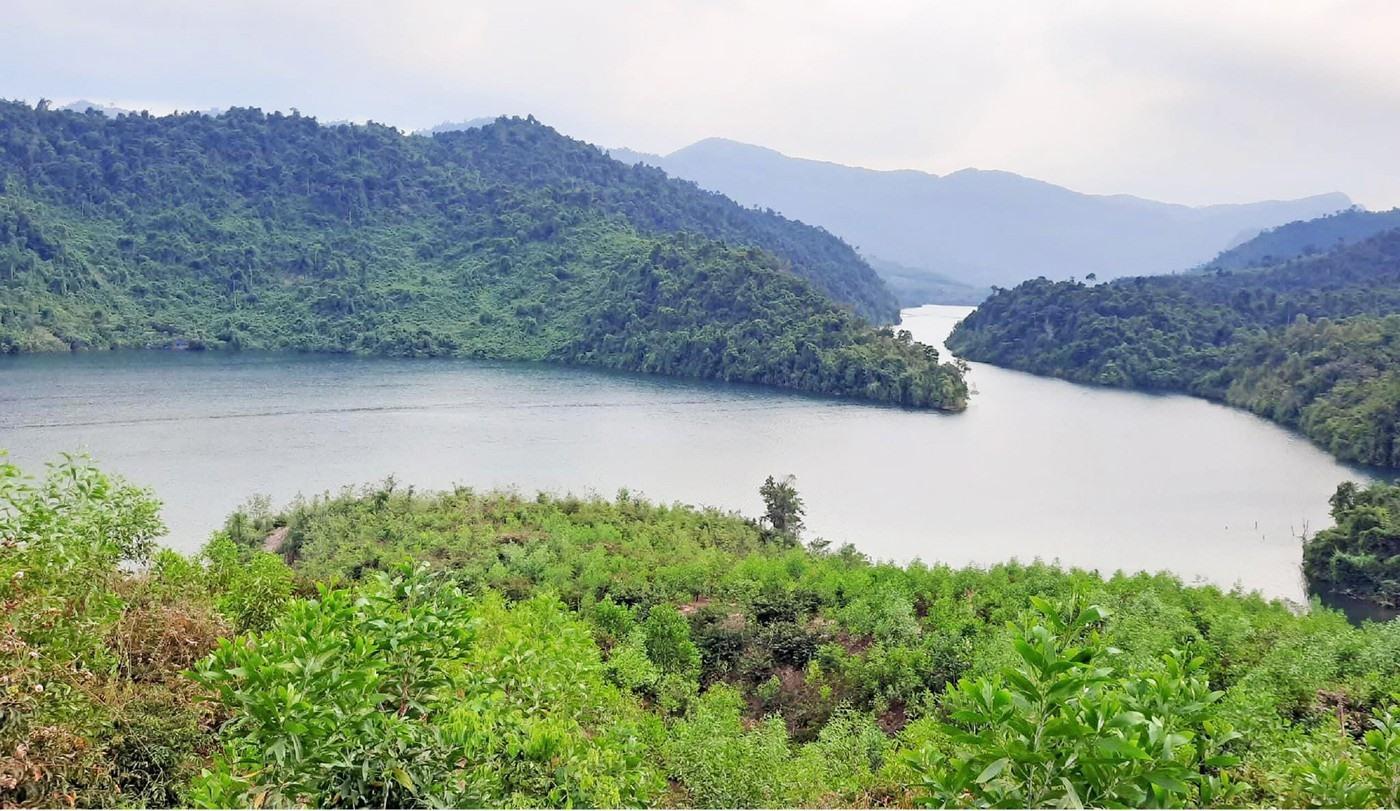 Thanh river in Nam Giang, Quang Nam. Photo: sggp.org.vn