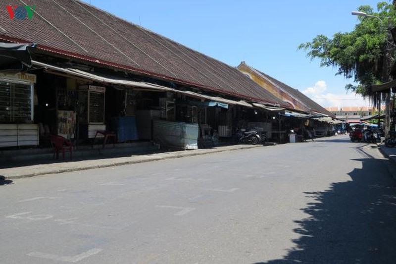 Hoi An market (Photo: VOV)