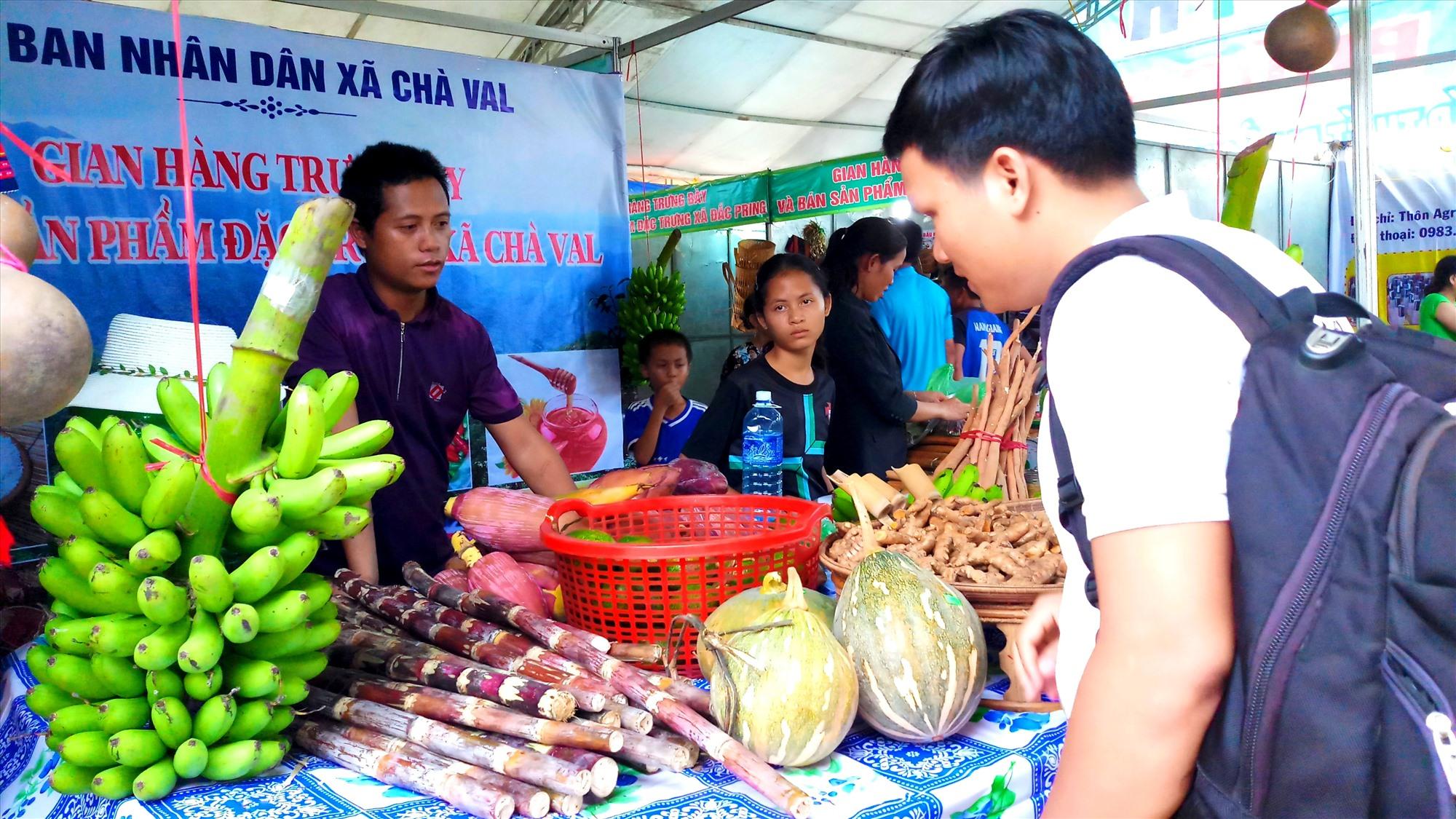 Từ các nghị quyết của Đảng bộ về phát triển kinh tế, nhiều mô hình mới được hình thành, góp phần nâng cao chất lượng đời sống đồng bào địa phương. Ảnh: ALĂNG NGƯỚC