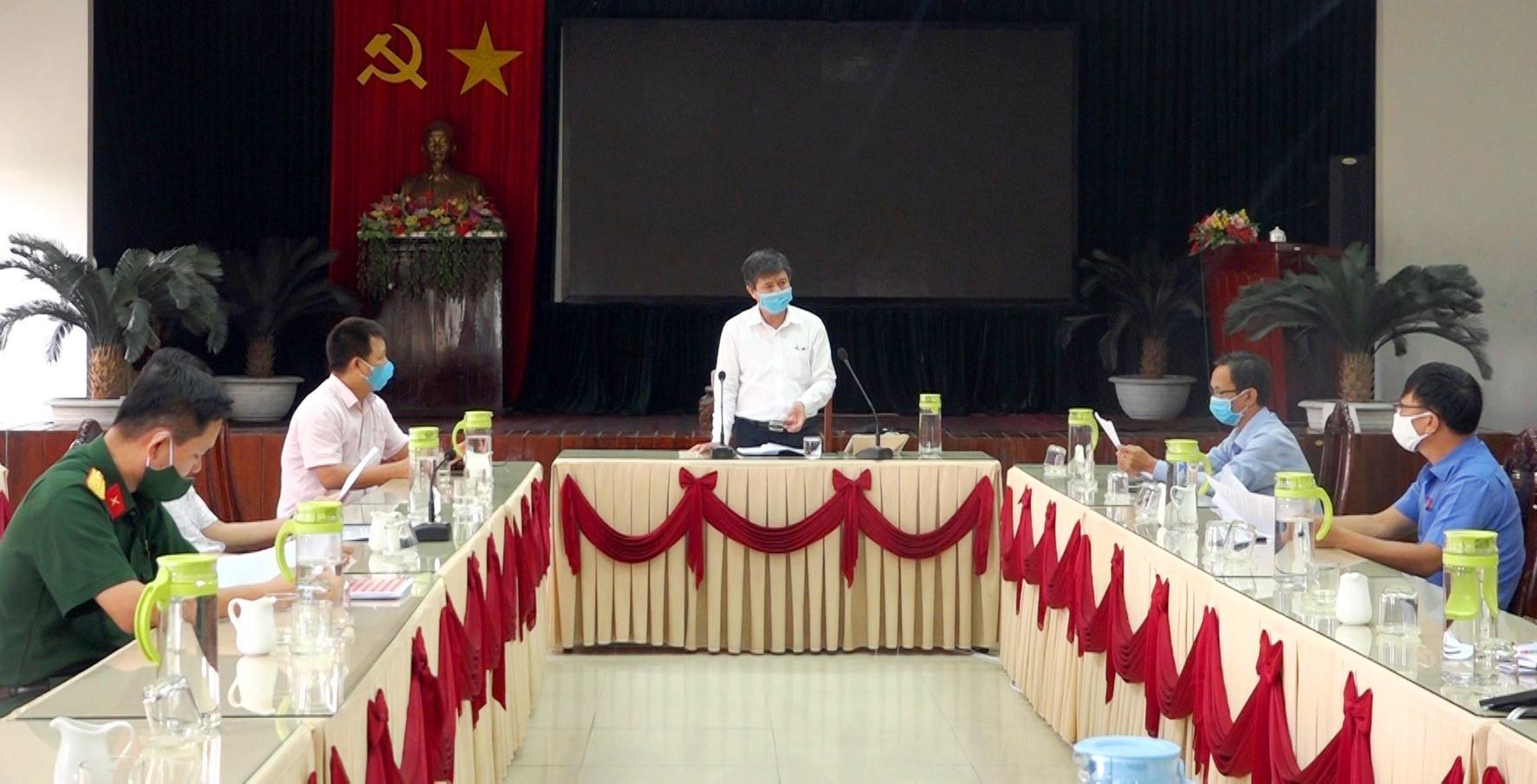 Huyện Thăng Bình họp