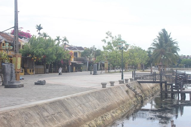 A corner of Hoi An in the time of social distancing