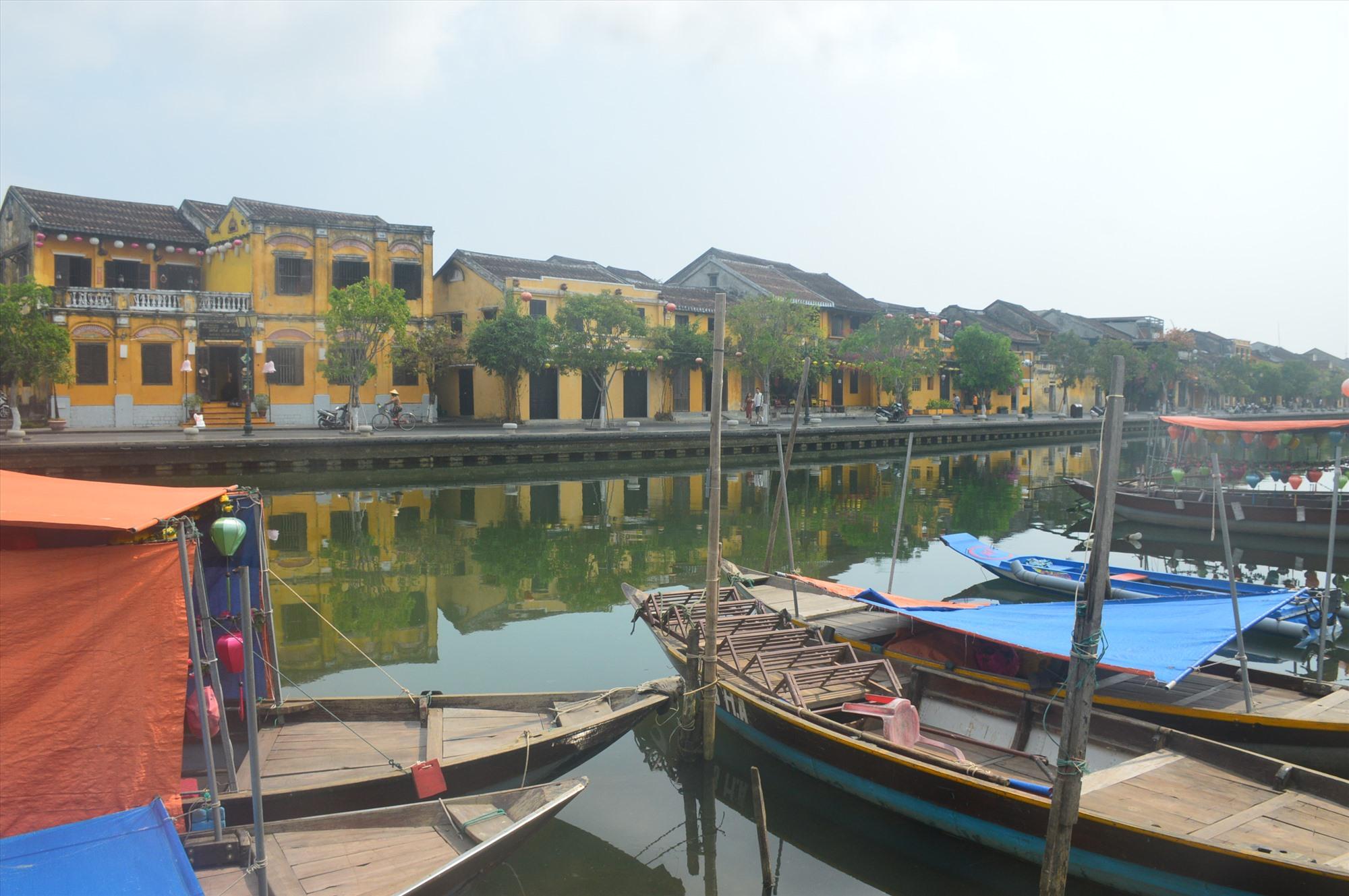 Dự báo phải đến năm 2023, 2024 lượng khách đến Quảng Nam mới có thể phục hồi như thời điểm trước dịch. Ảnh: Q.T