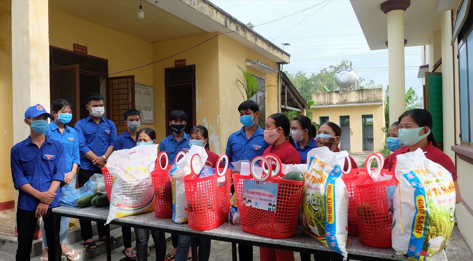 Zero-VND fair in Tam Thai