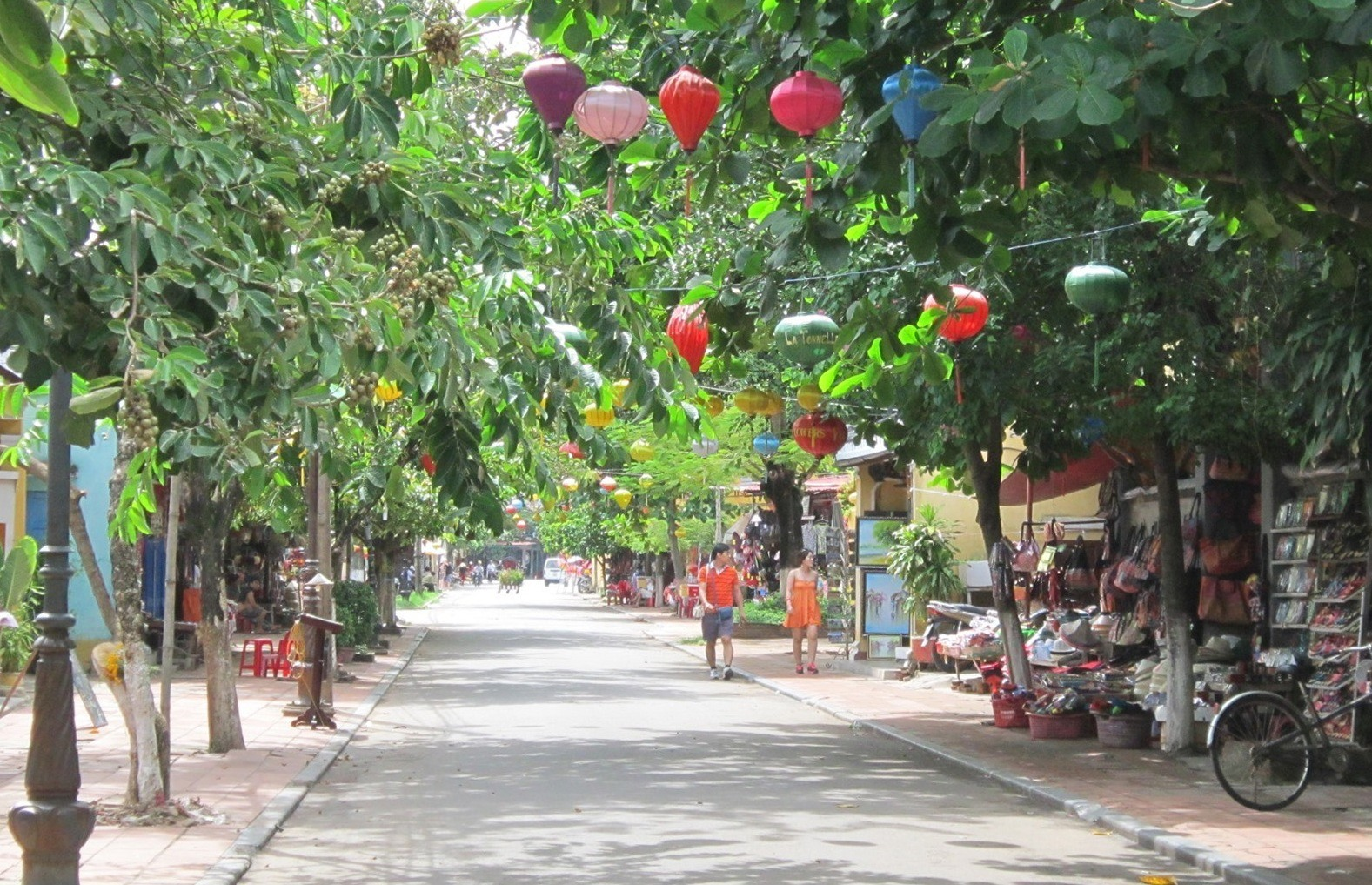 Peacefulness in Hoi An