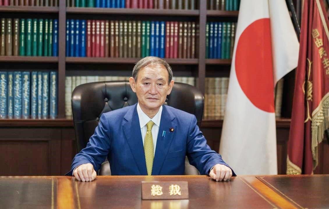Tân Thủ tướng Nhật Bản Yoshihide Suga . Ảnh: Reuters