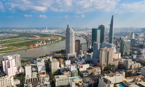 A view of Ho Chi Minh City (Photo: VNA)